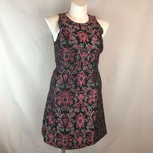 Kate Spade Sz 12 NY Jacquard Tapestry Dress NWT